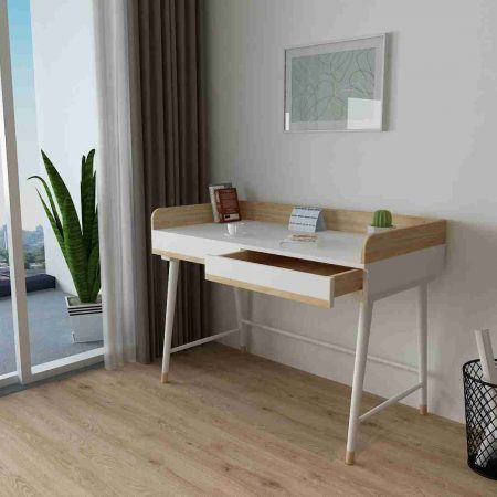 Buy a wooden side table with drawer fresh modern take on a study table accentuated premium stylish look